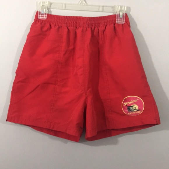 b2923d75cd Baywatch Lifeguard Swim Shorts. M_5cc5f9a3afade88e05ea854d